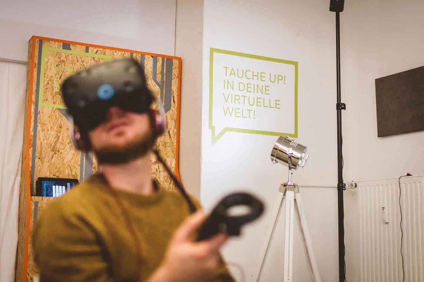 Event virtual reality vr photographer hamburg facebook
