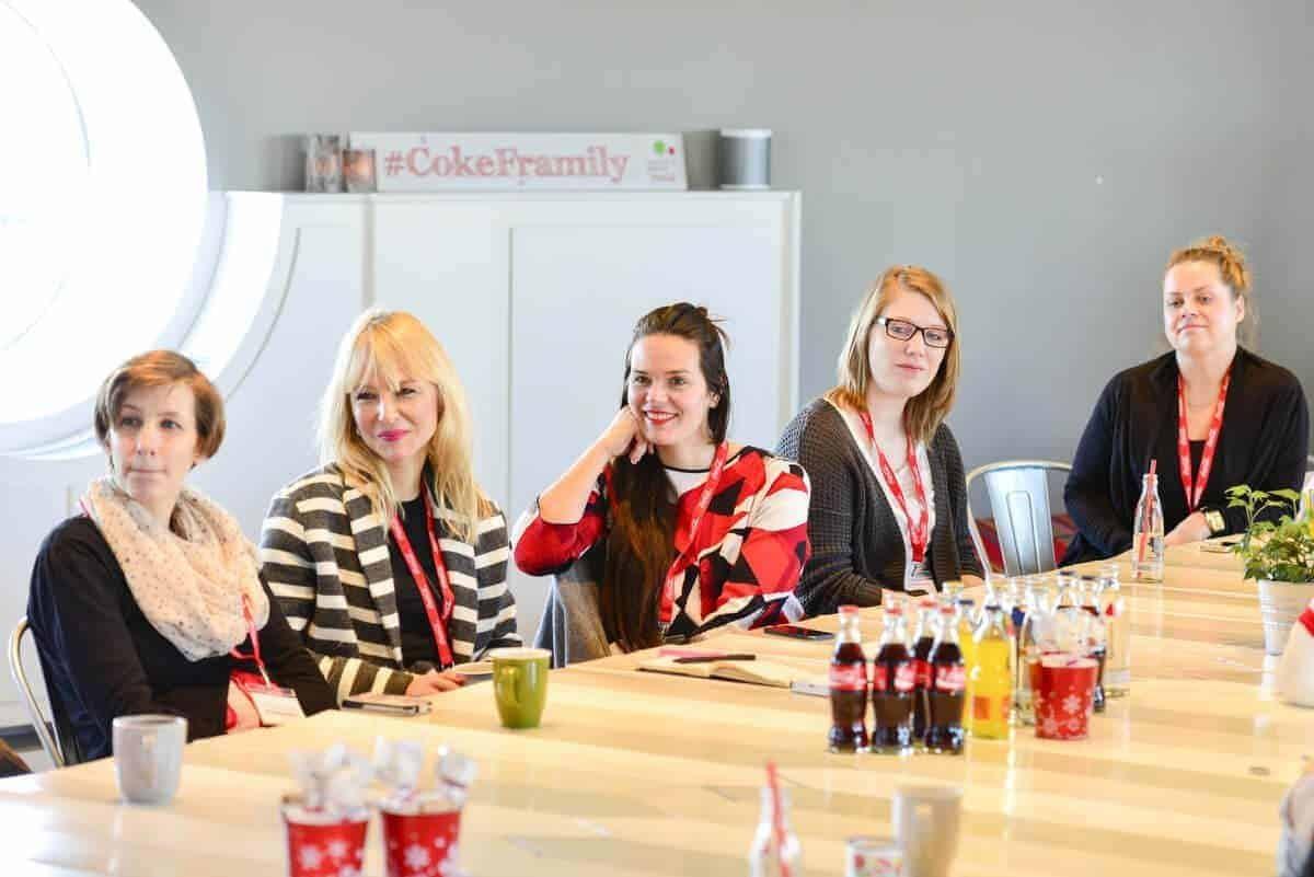Coca Cola framily blogger event pressefotograf veranstaltung fotograf patrick lux hamburg